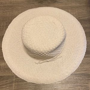 Nine West Straw Hat